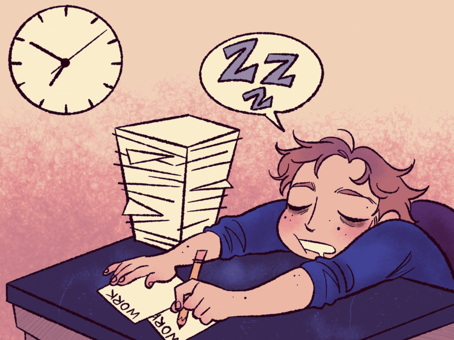 [Opinion] Lack of sleep due to early school start times leads to lack of productivity in students