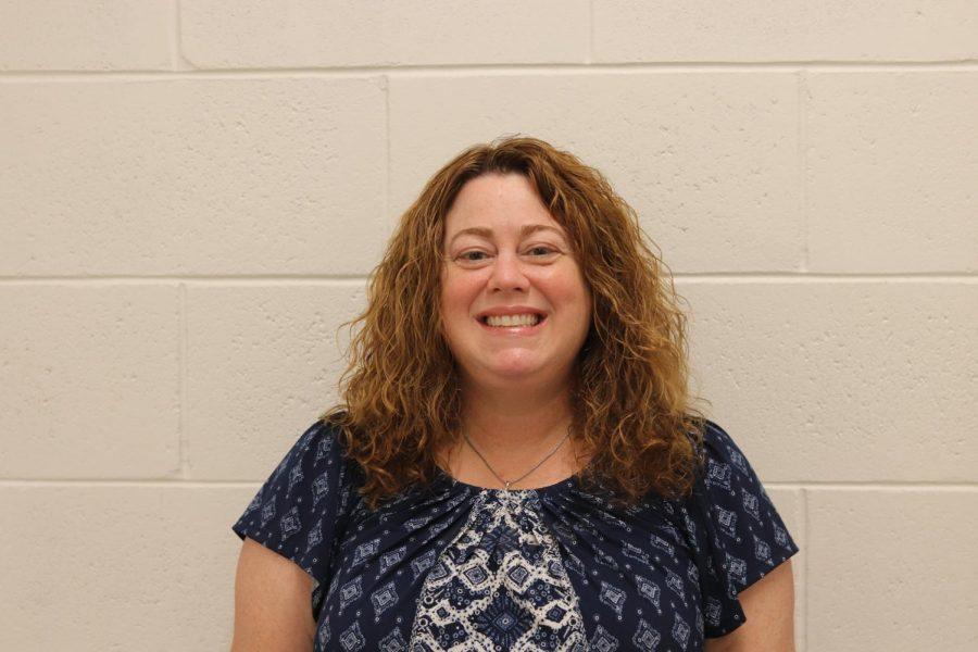 Math teacher Lauren Bender joins the Marjory Stoneman Douglas High School faculty for the 2021-2022 school year.