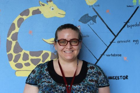 Marjory Stoneman Douglas newest addition to the science department Jennifer Parr looks forward to the 2021-2022 school year.