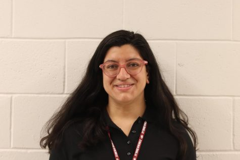 Marjory Stoneman Douglas newest addition to the science department, Yosleny Valera, looks forward to the 2021-2022 school year.