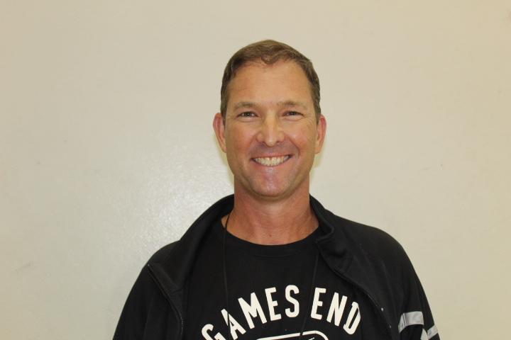 Marjory Stoneman Douglas High Schools new PE teacher Bosse looks forward to the 2021-2022 school year.
