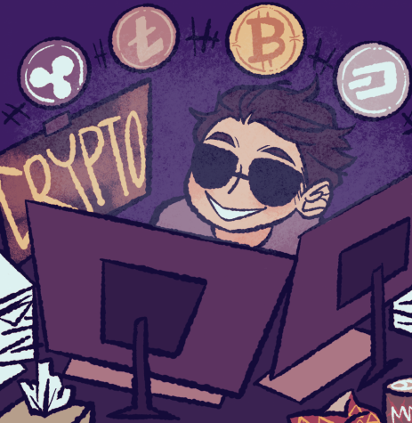 Cryptocurrency is a rising trend for students