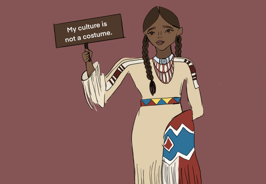 [Opinion] Cultural appropriation escalates around the time of Halloween